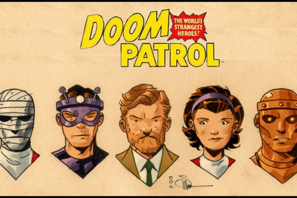 CIBASS Doom Patrol