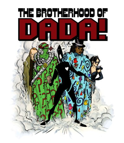 CIBASS Doom Patrol The Brotherhood of Dada