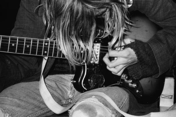 CIBASS Kurt Cobain en Berlin