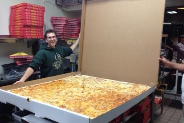 CIBASS Pizza uno