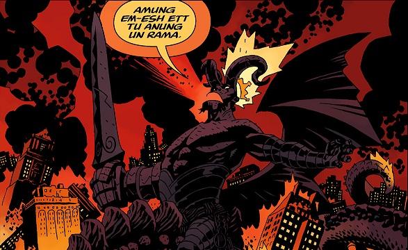 CIBASS Hellboy de Mike Mignola