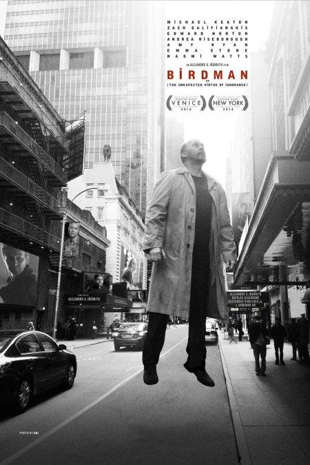 CIBASS Birdman poster del film