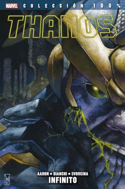 CIBASS Portada de Thanos infinito