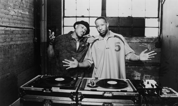 CIBASS Gang Starr Premier and Guru