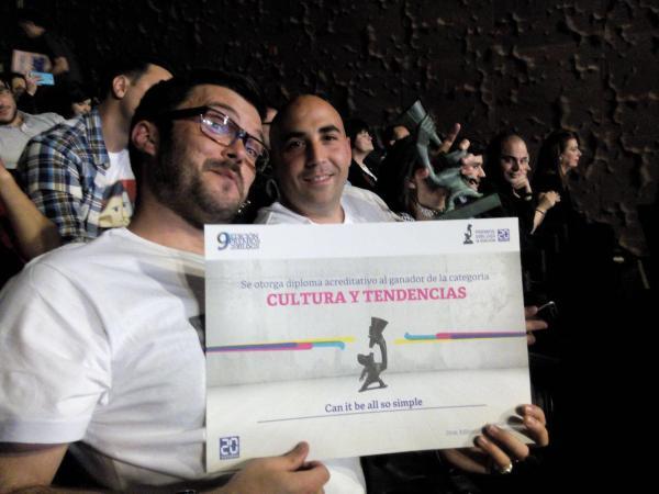 CIBASS premiados concurso blogs