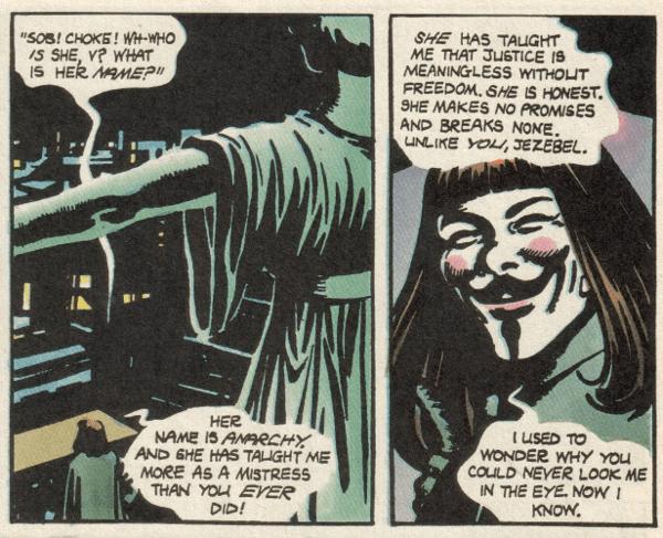 CIBASS V de Vendetta