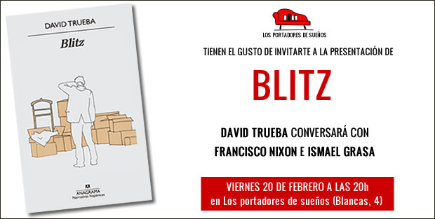 CIBASS presentacion-blitz-de-david-trueba