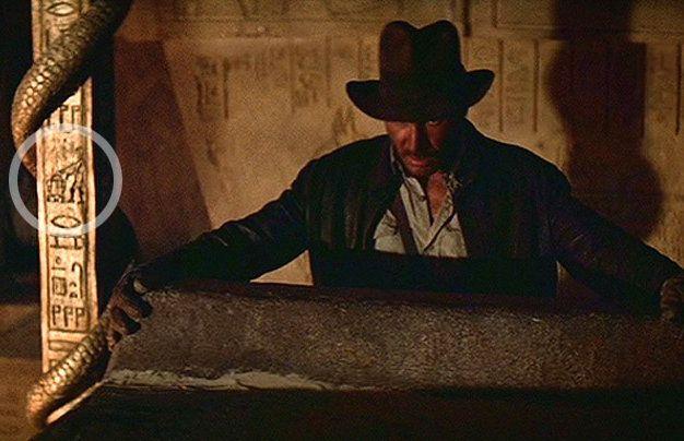 CIBASS Indiana Jones junto a R2D2 y C3PO