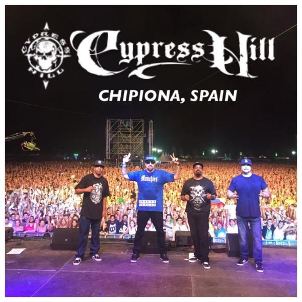 CIBASS cypress hill en AlRumbo Festival