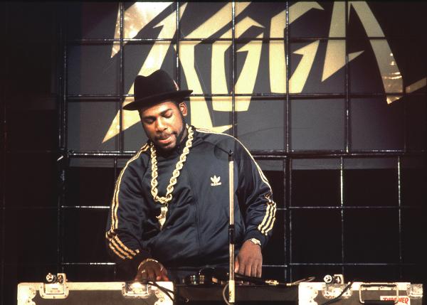 Jam Master Jay en 1986