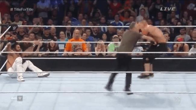 CIBASS 07-sillazo a John Cena