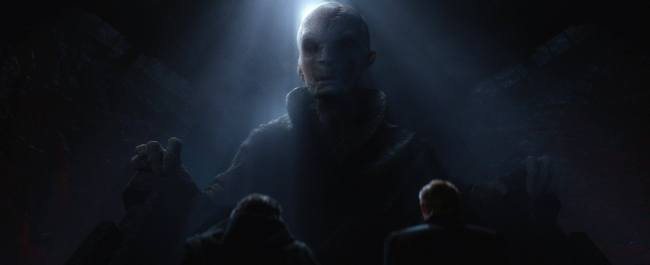 CIBASS Star Wars 7 Snoke