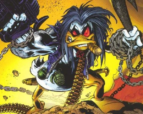 CIBASS Lobo the Duck DC Comics