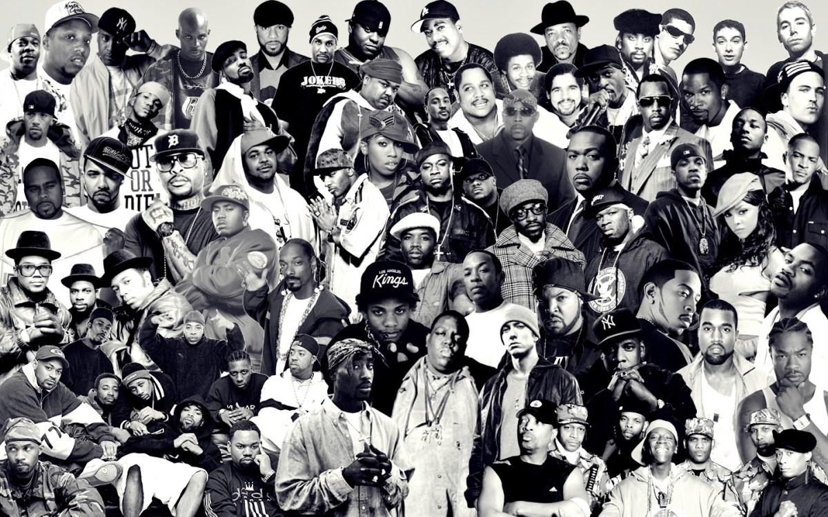 15 canciones de rap esenciales si eres un fanático de los 90