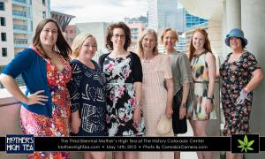 2015 Mother's High Tea Committee. Photo by Kim Sidwell