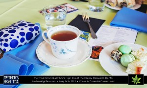 2015 Mother's High Tea. Photo by Kim Sidwell.