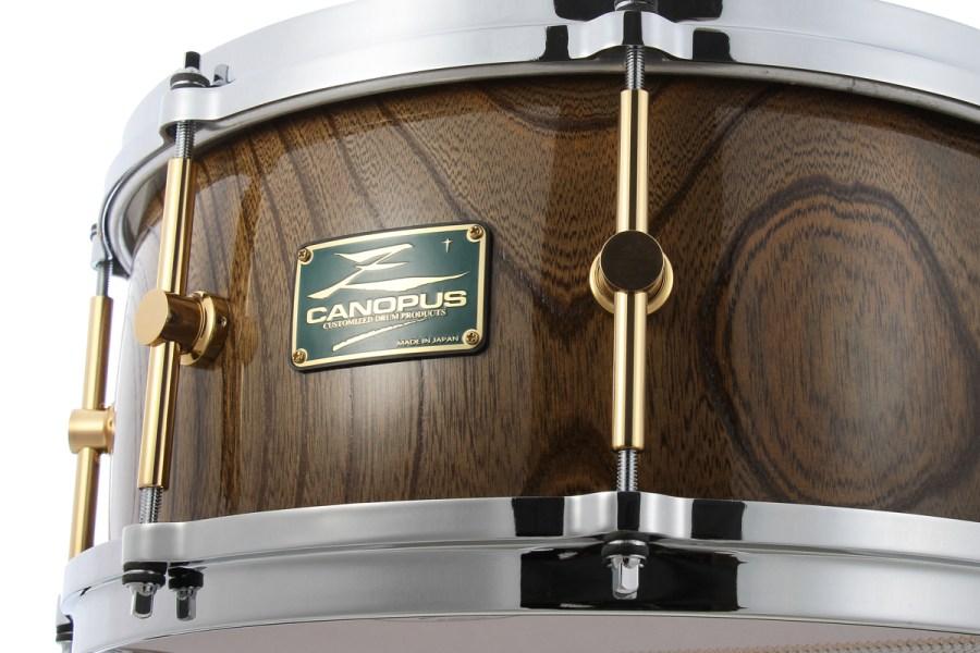 Zelkova Snare Drum