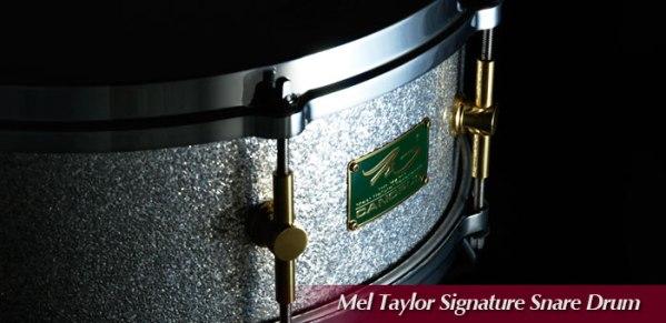 Mel Taylor Snare Drum