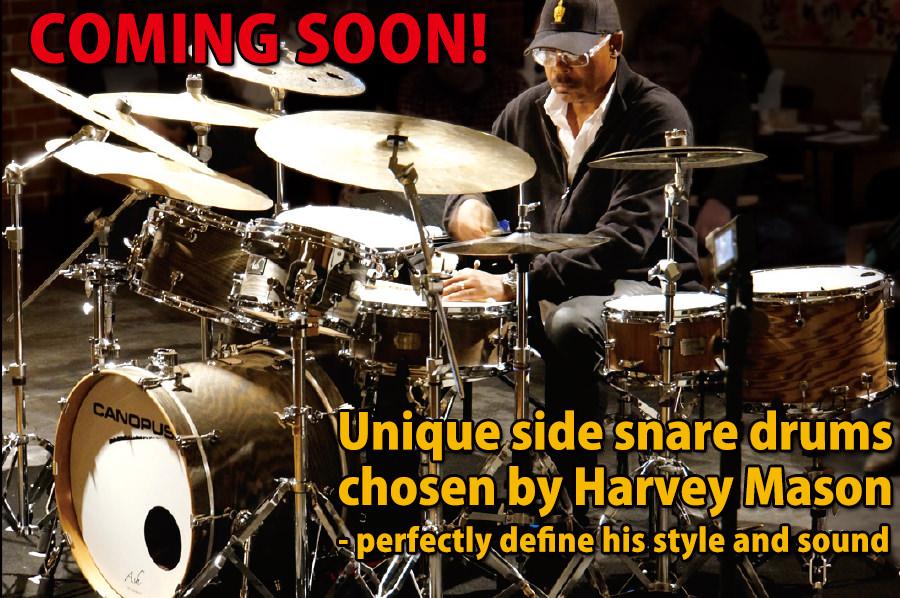 Harvey Mason Side Snare