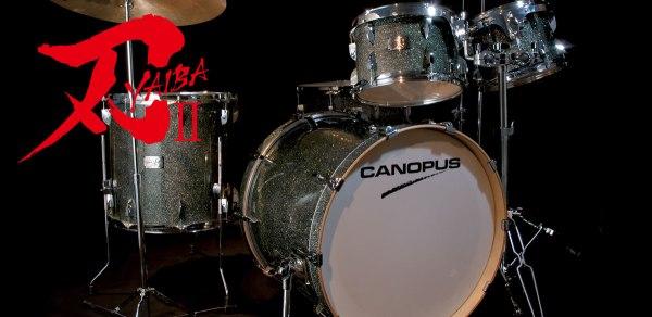 YAIBA(刃/ヤイバ)Drum Kit