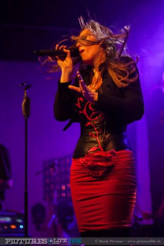Hamburg Delphi Showpalast 17.02.2016 by Mandy Privenau