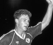 My Favourite Footballer- Mark Robins