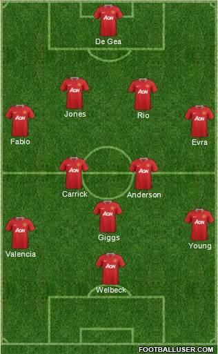 Man United v FC Basel 27 09 11