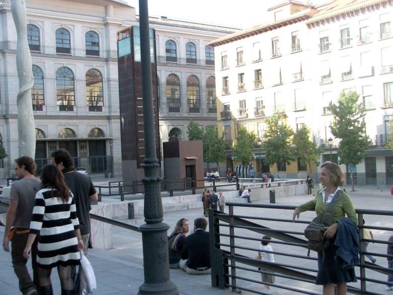 Como vimos Madrid em 2 dias Fundacao Sophia1