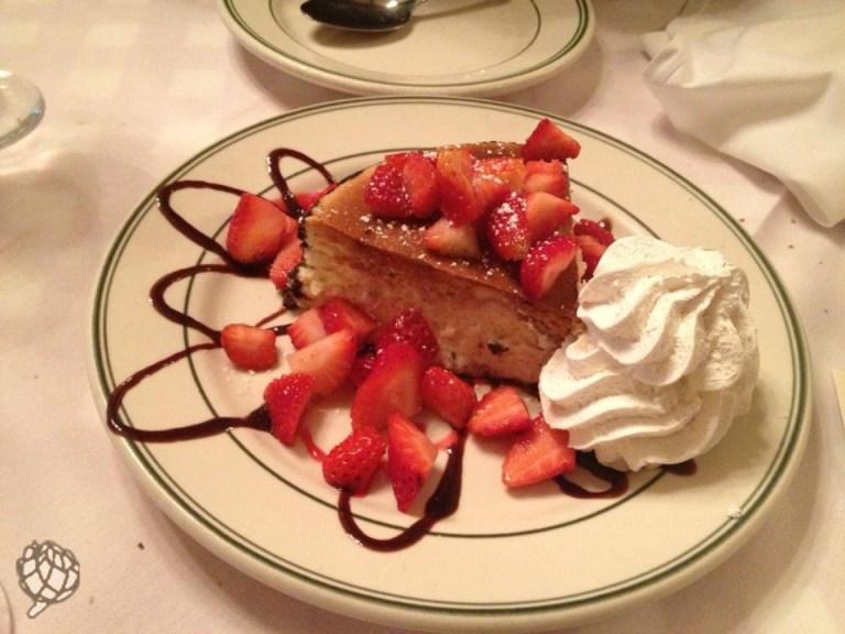 cheesecake Giovana