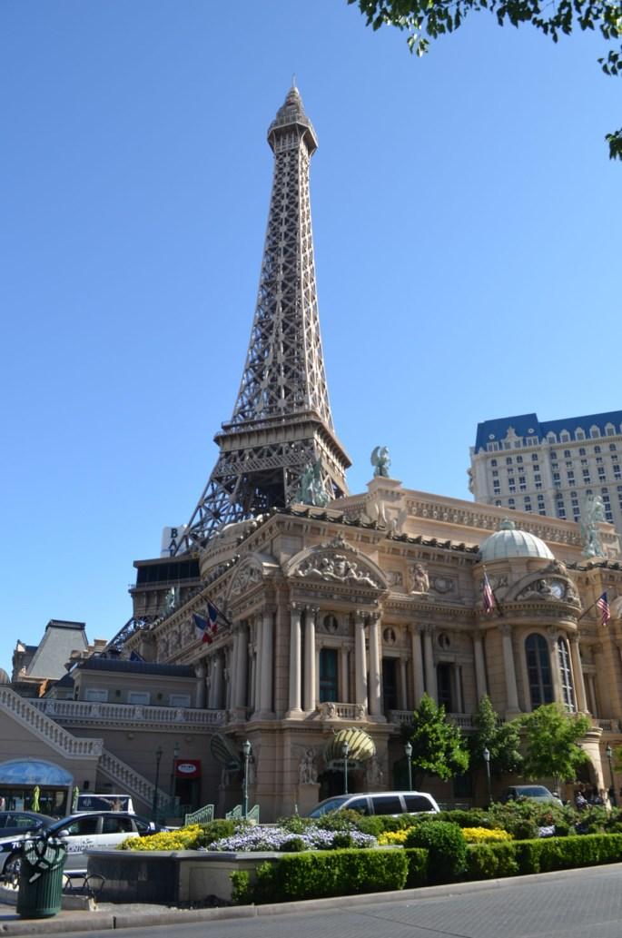 Paris Hotel torre