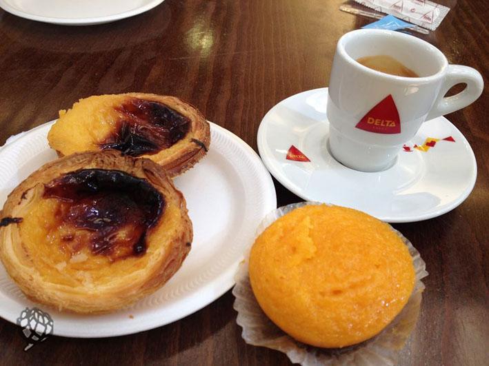 Cantina Portuguesa pastel de nata