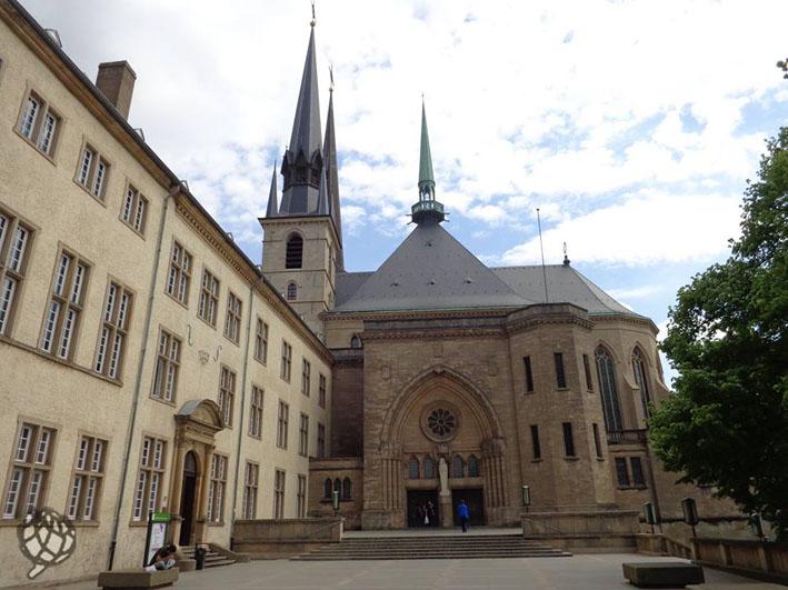 Luxemburgo Notre Dame