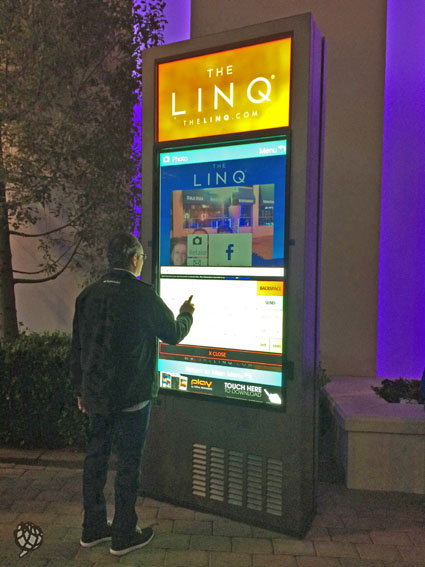 The linq painel
