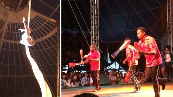 Circo artistas 2