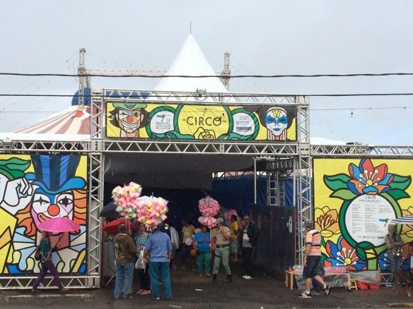 Festival de INverno de Garanhuns - Circo