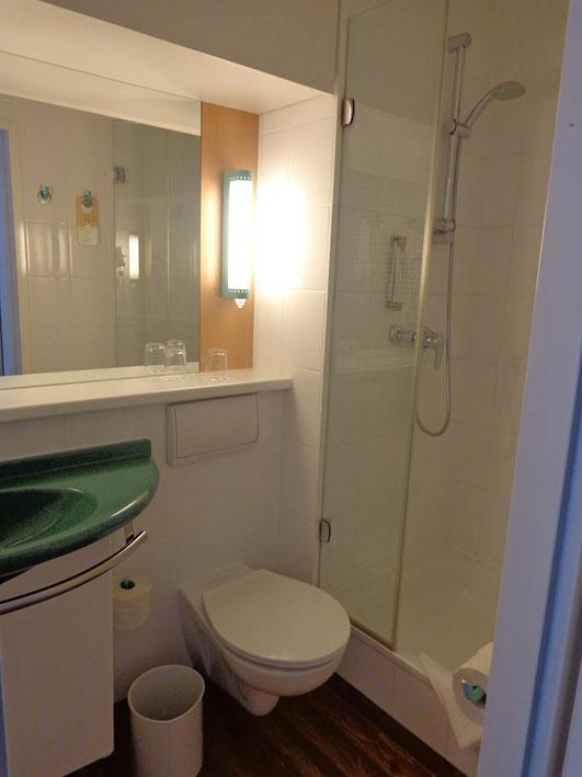 Ibis Hotel Erfurt Alstadt banheiro
