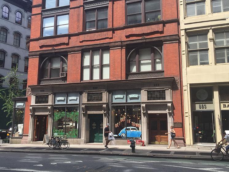 fishs eddy em new york fachada