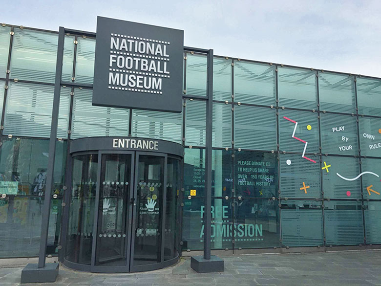 National Futball Museum