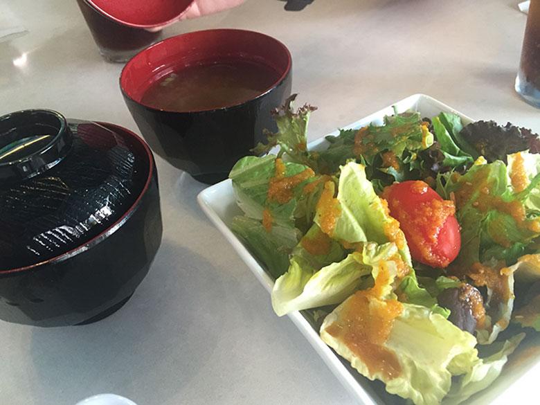 Salada no Haru no Chelsea em New York