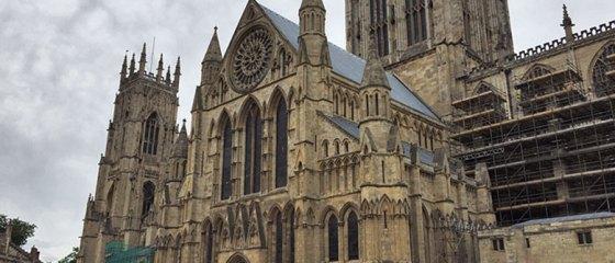 Fachada da Catedral de York