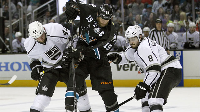 Kings vs Sharks