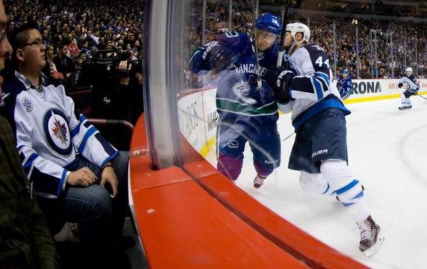"""Let's just get this over with.""- A quote from every current Canucks fan. (Photo Credit theglobeandmail.com)"