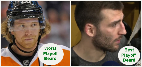 Best & Worst Beards