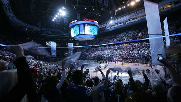 "Vancouver Canucks ""This is What We Live For"""