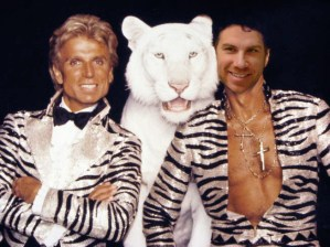 Siegfried and (Derek) Roy
