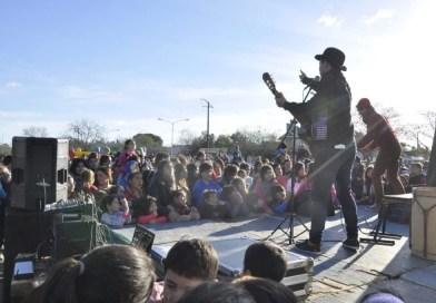 Cañuelas, multitudinarios festejos descentralizados por el Día del Niño