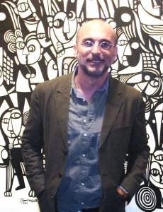 Israeli artist Nissim Ben Aderet