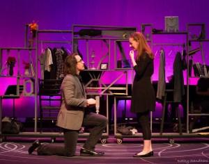 Jason Leupold and Neely Gevaart. PHOTO | Kathy Sandham