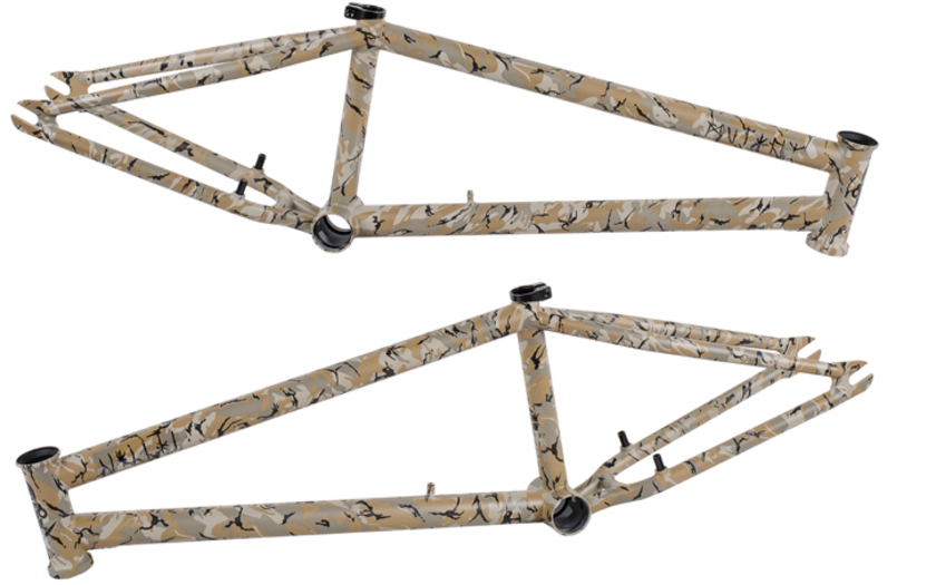 available now limited edition camo mutiny villij frames