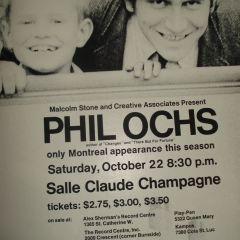 Clásicos Básicos: Phil Ochs